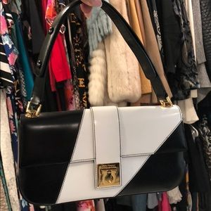 Authentic Ferragamo shoulder bag